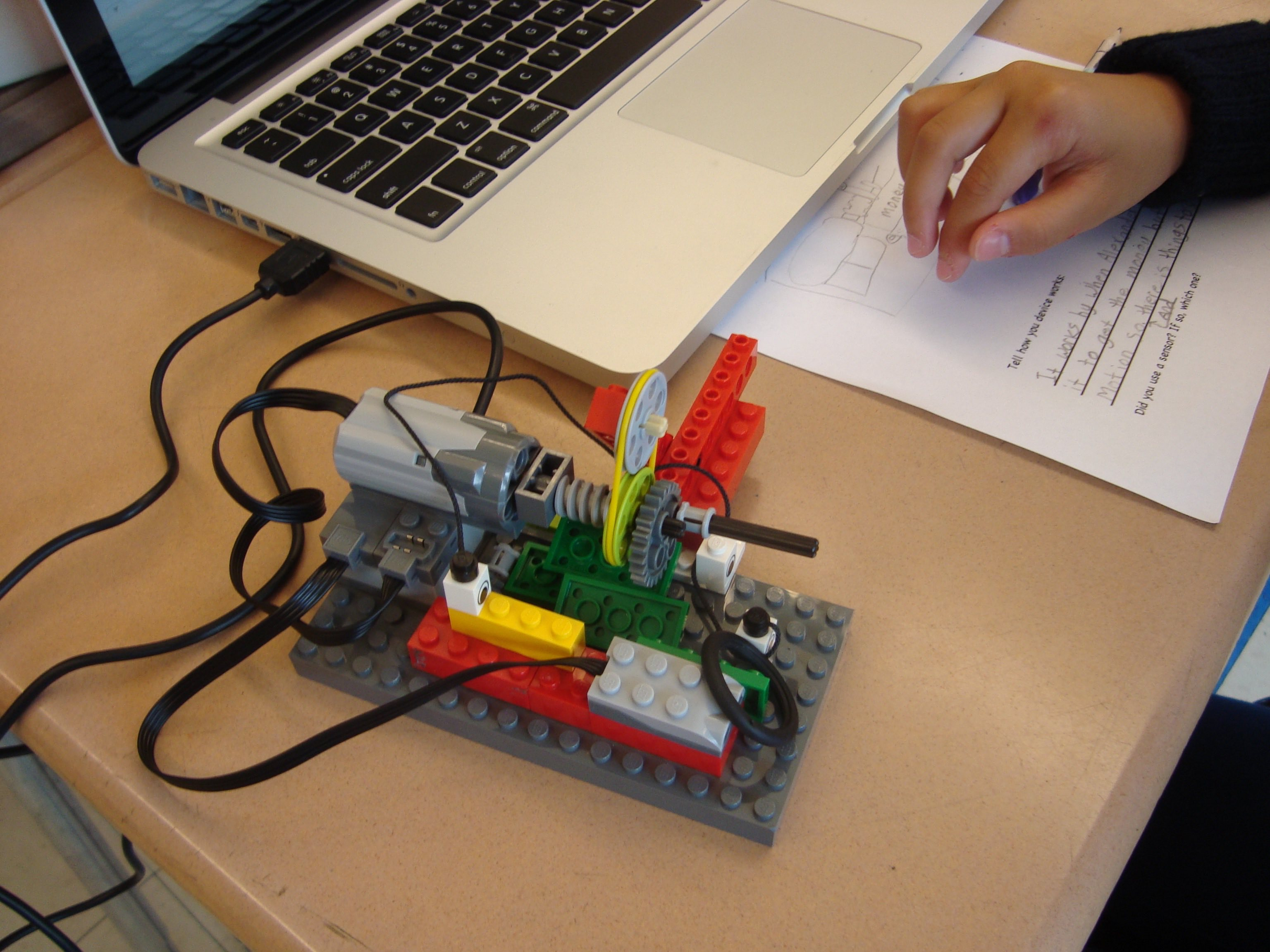 Novel Engineering at the Linden STEAM Academy in Malden, MA |