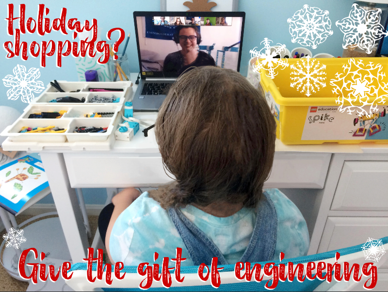 This holiday season, give the gift of engineering education.