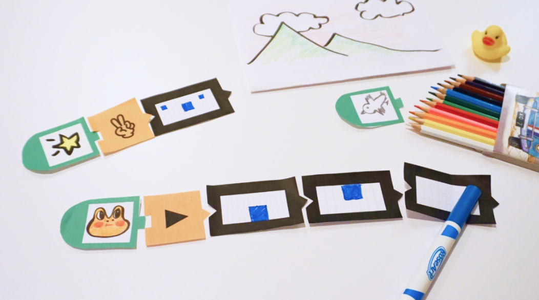 Draw2Code: Low-Cost Tangible Programing for Young Children to Create Augmented Reality (AR) Animations
